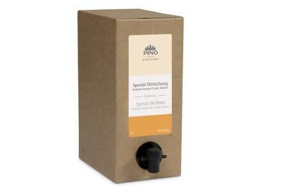 Spezial Ölmischung Kräuterstempel & Hot Stones 3 Liter