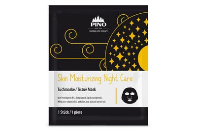Tuchmaske Skin Moisturizing Night Care