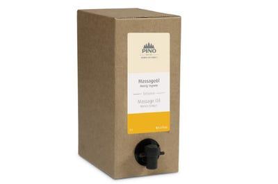 Massageöl Honig Ingwer 3 L