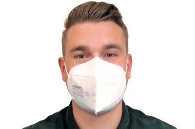 Atemschutzmaske Schutzklasse FFP2 im 20er Pack
