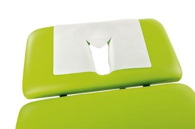 Nasenschlitztücher aus Papier, 100 St.