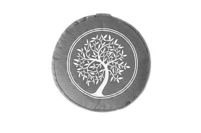 PINOFIT® Yogakissenbezug grey