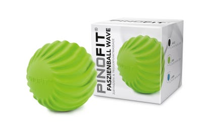 PINOFIT® Faszienball Wave lime