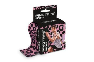 PINOTAPE® Sport pink leopard