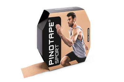 PINOTAPE® Sport light beige 31 m