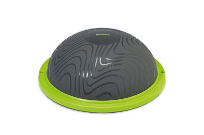 PINOFIT Balance Trainer Halbkugel dark grey & lime