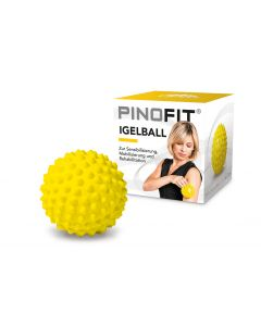 PINO Igelball Yellow