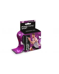 Kinesiologie Tape PINOTAPE Sport butterfly mit Verpackung