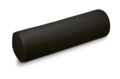 Knierolle dark grey 60 x 15 cm in handgenähter Spitzenqualität