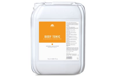 Einreibung Orange Basilikum 10 Liter