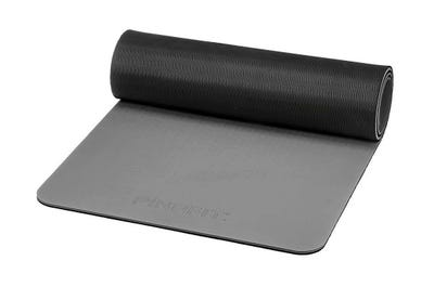 PINOFIT® Gymnastikmatte dark grey/black