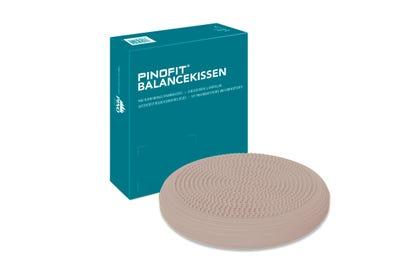 PINOFIT® Balancekissen warm grey