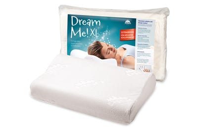 Dream Me! Ergonomisches Schlafkissen XL mit Verpackung