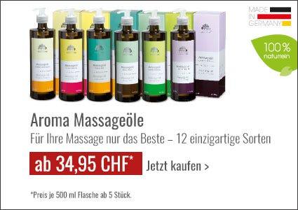 Aroma Massageöle Angebote