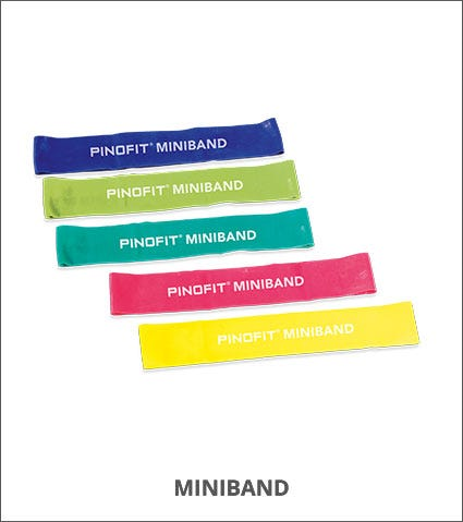 Pinofit Miniband Kategorie