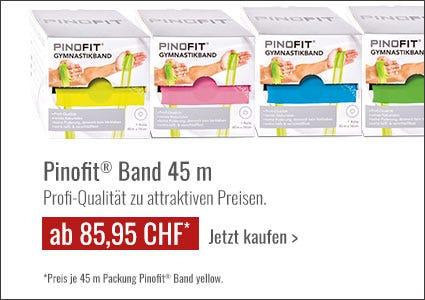 Pinofit Band 45m in verschiedenen Farben