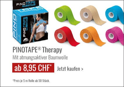PINOTAPE Therapy Angebote