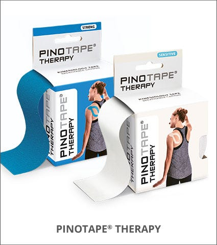 Pinotape Therapy Kategorie