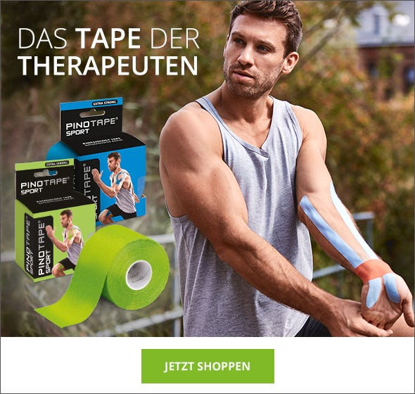 Kinesiologie Tapes
